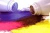 Разное Kyocera цветные девелоперы, тонеры флаконы