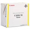 Тонер Canon ImagePRESS C1 (C-EXV19)