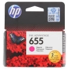 Картриджи №655 HP DJ Ink Advantage 3525/4615/4625/5525/6525