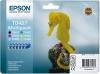 Комплект картриджей C13T048740 (Epson R200/R300/RX500) светло-крас,крас,св-син,син,желт,черн, (o)