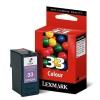 Картридж №33 18CX033E (Lexmark Z815/X5250) цвет, (о)