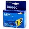 Картридж C13T063440 (Epson Stylus C67/87/CX3700/СX4100/CX4700/CX5700F) желт, (InkTec, EPI-10063Y)