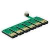Чип Microtek для СНПЧ  EPSON R270