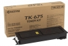 Тонер-картридж TK-675 (Kyocera-Mita KM-2540/2560/3040/3060) (20000стр) (1T02H00EU0) (о)
