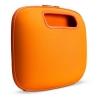 """Сумка для ноутбука до 15,4"""" Belkin PocketTop (оранжевая, работа с ноутбуком, не вынимая из сумки)"""