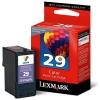 Картридж №29 18C1429E (Lexmark  X25х0/X5490/X5070/Z845/Z13x0) цвет, (о)