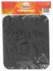Коврик Buro (матерчатый черный, 230x180x3мм) BU-CLOTH/black