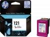 Картридж №121 (HP D1663/D2563/F4283/4583/F4200) (165стр) цвет, (о) CC643HE