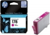 Картридж CB319HE (HP Photosmart C6383/C5383/D5463) крас, (о) № 178