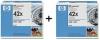 Картридж Q5942XD (HP LJ4250/4350) (2*20000стр) (o) двойная упаковка