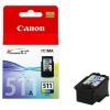 Картридж  CL-513 (Canon Pixma MP240/MP250/MP260/MP480) цвет, (о) повышенной емкости  349 стр.2971B00