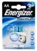 Батарейка AA Energizer Maximum LR6 (2шт. в уп-ке)
