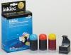 Заправочный набор (HP DJ CB318/319/320) (20ml*3) син,крас,жел, (InkTec, HPI-7018C)