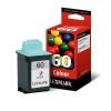 Картридж №60 17G0060 (Lexmark Z32/Z12/Z22) (140стр) цвет, (о)