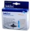 Картридж LC1000C (Brother DCP130C/330С/MFC-240C/5460CN) (400стр) син, (InkTec, BCI-1000HC)