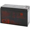 Батарея UPS 12V  7H CSB GP 1272 F2 (28W)