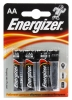 Батарейка AA Energizer Base (PLUS/MAX, E91, 4шт. в уп-ке)