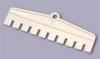 Размыкающий штекер для плинта на 1 пару, разные цвета (MFX-2CI-33)