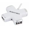 Разветвитель USB PC Pet 4-port USB2.0 (Сross)