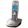 Радиотелефон Panasonic KX-TG2511RUN {АОН, 10 полиф. мелодий, тел.книга 50 номеров} платиновый