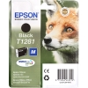 Картридж  C13T12814011 (Epson Stylus S22/SX125/SX420W/BX305F) (5.9ml) черн, (о)