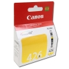 Картридж CLI-426Y (Canon Pixma iP4840/5140/5240/6140/8140) (520стр) желт, (о) 4559B001