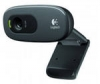 Вебкамера Logitech HD Webcam C270, USB 2.0, 1280*720, 3Mpix foto, Mic, Black (960-000636/960-001063)