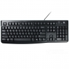 Клавиатура (USB) Logitech K120 for Business Black (920-002522) ОЕМ