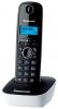 Радиотелефон Panasonic KX-TG1611RUW {АОН, Caller ID, 12 мелодий, тел.книга 50 номеров} белый