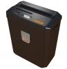 Уничтожитель бумаги Jinpex JP-800C (3,8х40мм, 5лст, 21л, уничтожает кредит. карты, CD/DVD,скобы)
