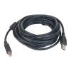 Кабель для принтера USB 2.0 (3м) { фер.кол.} Gembird PRO [CCF-USB2-AMBM-10]