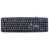 Клавиатура (USB) KS-020BU Dialog Standart Black