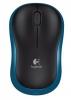 Мышь радио (USB) Logitech M185 dark blue (910-002239)