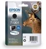 Картридж T13014010 (Epson Stylus SX525W/BX625FWD/B42WD/WF-7015) черн (о) [C13T13014010/C13T13014012]