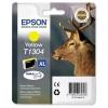 Картридж T13044010 (Epson Stylus SX525W/BX625FWD/B42WD/WF-7015) желт (о) C13T13044010