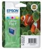 Картридж  T027401 (Epson St.Col. 810) (220стр) цвет,  (о)