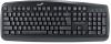 Клавиатура (USB) Genius  KB110 Black