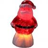 Дед Мороз ORIENT NY6005 USB (внутреннее наполнение жидкостью с блестками)