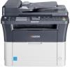 МФУ Kyocera FS-1125MFP (A4, p/c/s/f, 25ppm, 600dpi, 64MB, ADF40, Duplex, LAN, USB 2.0)  (до 20К)