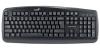 Клавиатура (PS/2) Genius  KB110Х Black