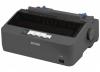 Принтер Epson LX-350 ( A4, 9 pin, 357 cp/s, Parallel, USB,LPT,COM)  C11CC24031