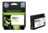 Картридж CN048AE (HP Officejet Pro 8100/8600) желт, (о) № 951XL (1500 стр.)
