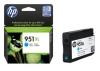 Картридж CN046AE (HP Officejet Pro 8100/8600) синий, (о) № 951XL (1500 стр.)