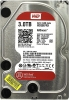 Жесткий диск SATA 3 Tb WD WD30EFRX Red (Serial ATA III, 5400rpm, 64Mb buffer)