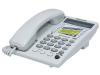 Телефон Panasonic KX-TS2362 (белый)  {ЖКД, ускорен.набор, разъем для гарнитуры, порт доп.оборудов}