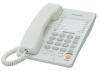 Телефон Panasonic KX-TS2363 (белый) {Спикерфон, ускорен.набор, разъем для гарнитуры,порт доп.оборуд}