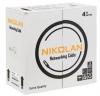 Сетевой кабель  UTP 4P 5e NIKOLAN (NKL 4100A-GY) одножильный 24 AWG,100МГц (бухта 305 м.)