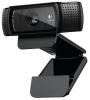 Веб-камера Logitech HD Webcam C920 {встроенный микрофон,1920 х 1080 ,USB2.0,}(960-000769/960-001055)