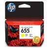 Картридж CZ112AE (HP DJ Ink Advantage 3525/4615/4625/5525/6525) желт, (о) № 655 (600 стр.)