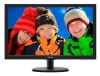 "Монитор TFT 21.5"" Philips 223V5LSB/00(01)/86 {LED,1920x1080, 250, 10M:1, 5ms,170h/160v,DVI, VGA} Чер"